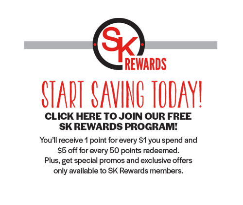 Stockade Kitchen Rewards - Start Saving Today!