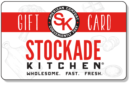 Stockade Kitchen Gift Card